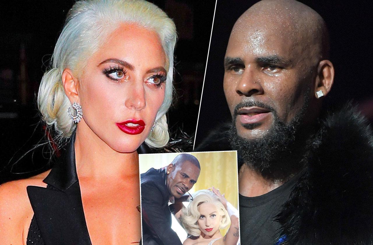 Lady Gaga Slams R Kelly Underage Sex Scandal