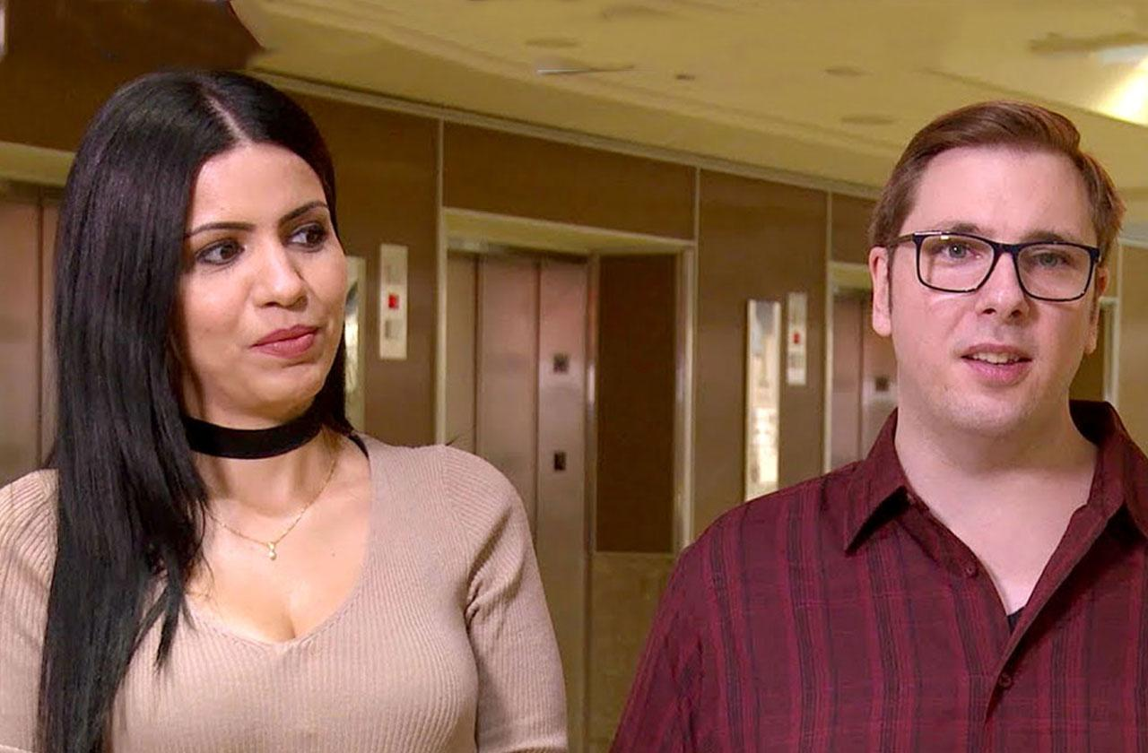 90 day fiance colt Johnson not happy marriage larissa dos santos lima