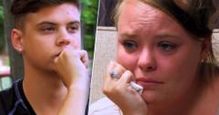 //tyler baltierra caught mystery woman catelynn lowell divorce rumors teen mom og pp