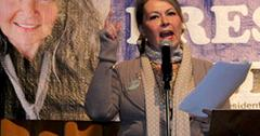 //roseanne barr campaigns for president post_
