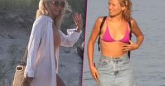Christie Brinkley Daughter Sailor Beach Bikini