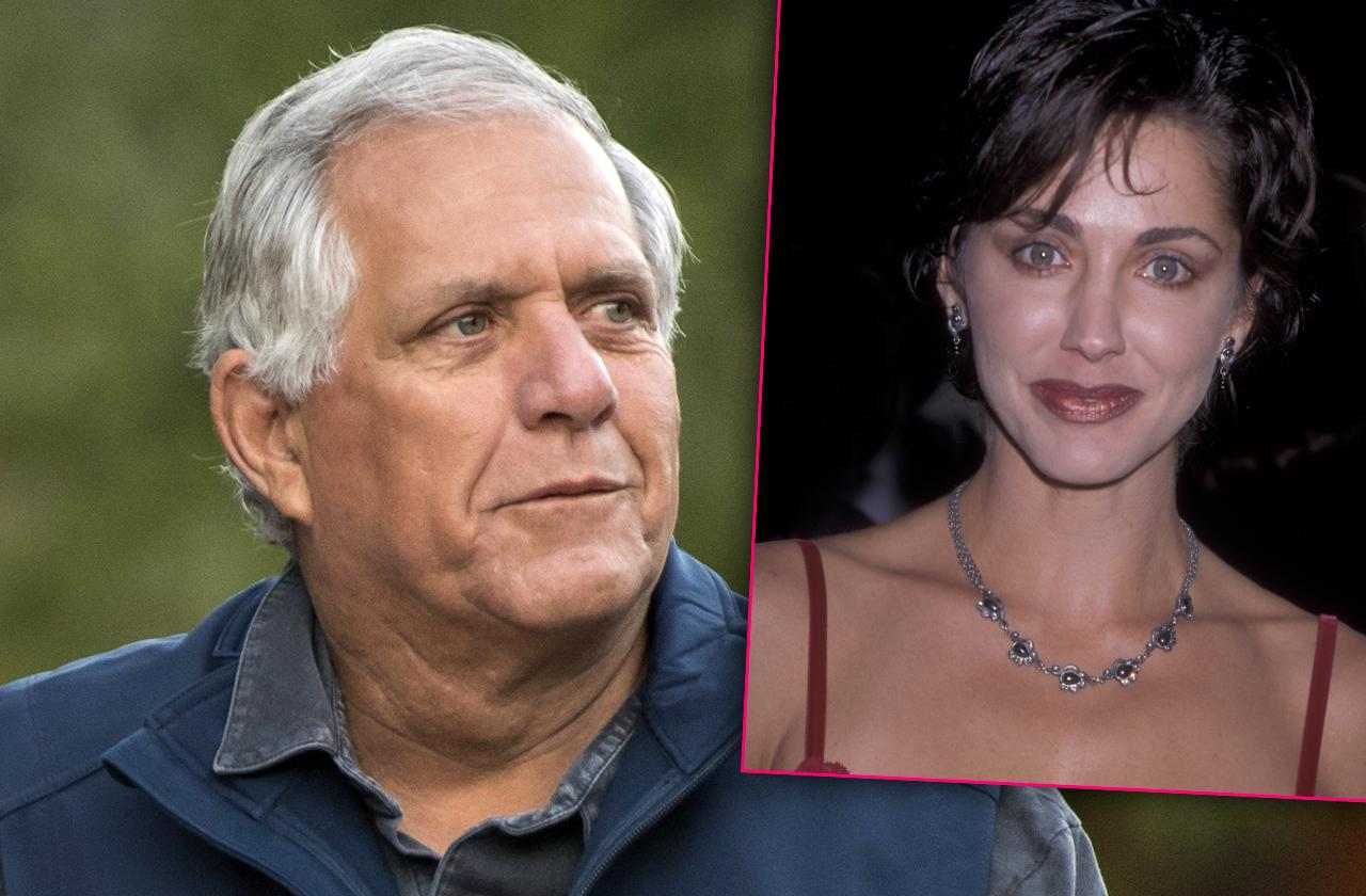 CBS Blindsided After New Accuser Claims Les Moonves Forced Her To Perform Oral Sex During Meeting