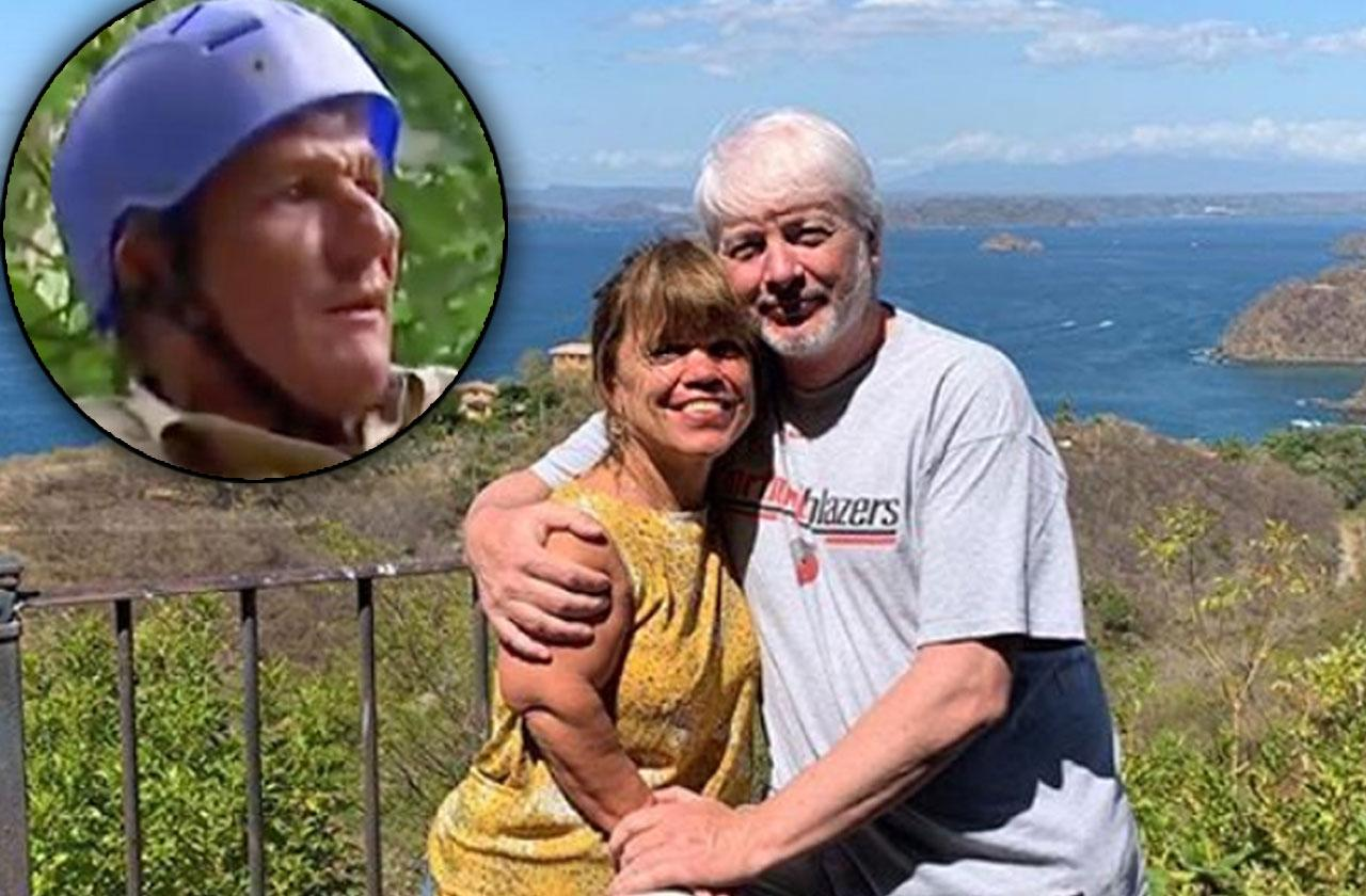 Amy Roloff Celebrates Costa Rica Valentine's With Chris After Matt Visit