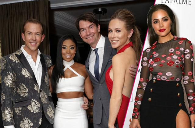Jerry OConnell Olivia Culpo LaPalme Magazine Launch Party
