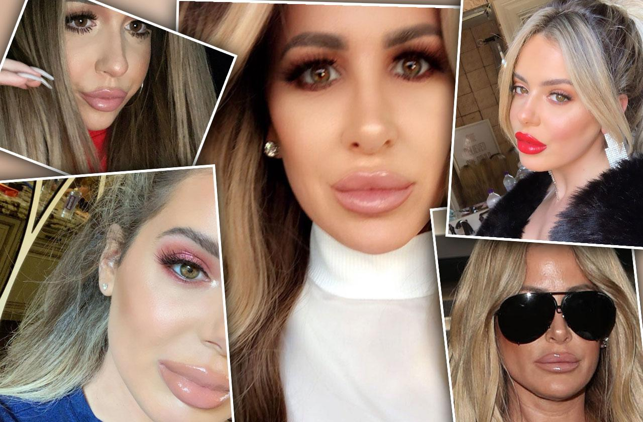 kim zolciak makeup line slammed poor quality