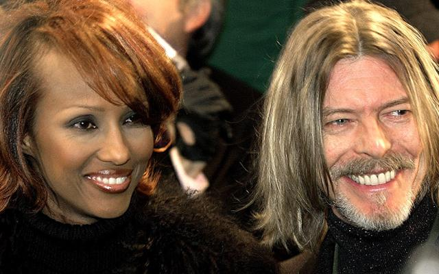 David Bowie Dead Will Iman Fortune