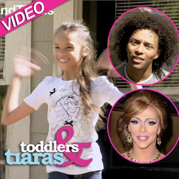 //shangela coach toddlers tiaras hailey