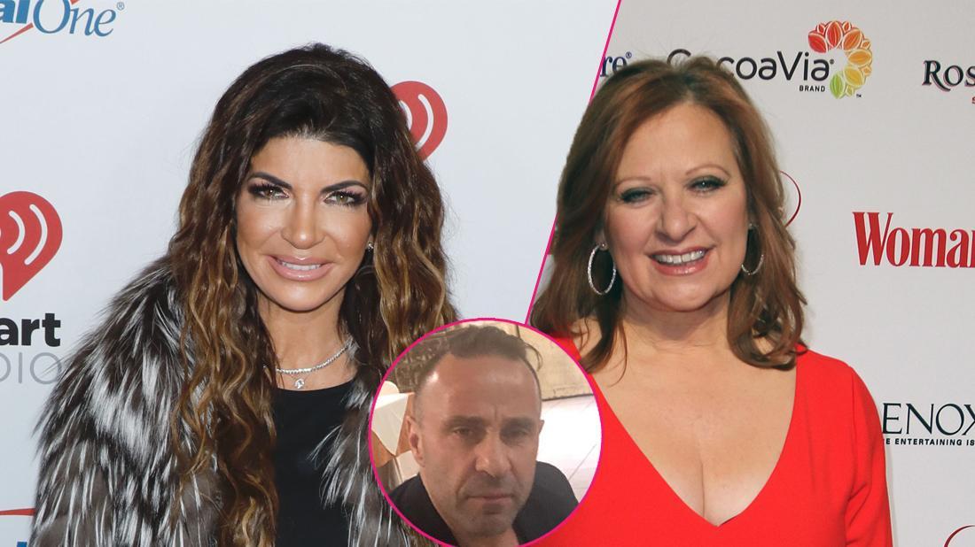 Teresa Giudice Ends Feud With Caroline Manzo Amid Joe Split