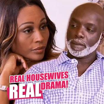 Cynthia Bailey and Peter Thomas' Marriage On The Rocks?