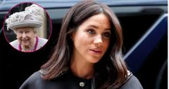 meghan markle snubs queen doctors for birth