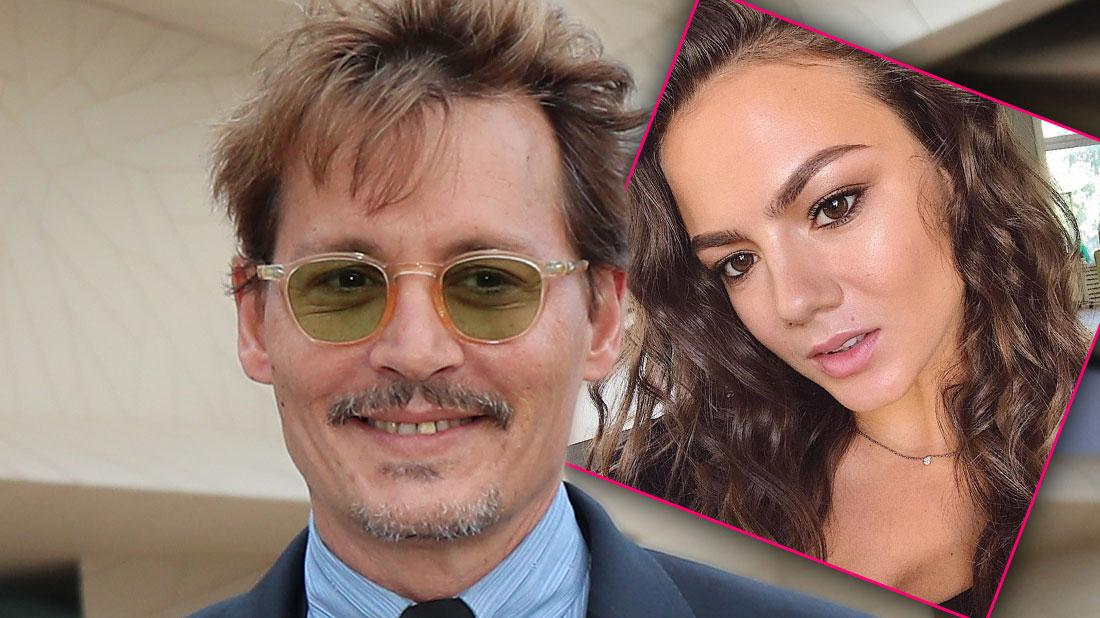 Johnny Depp's Russian Girlfriend Obsessed With 'Sexy Pirate' As Teen