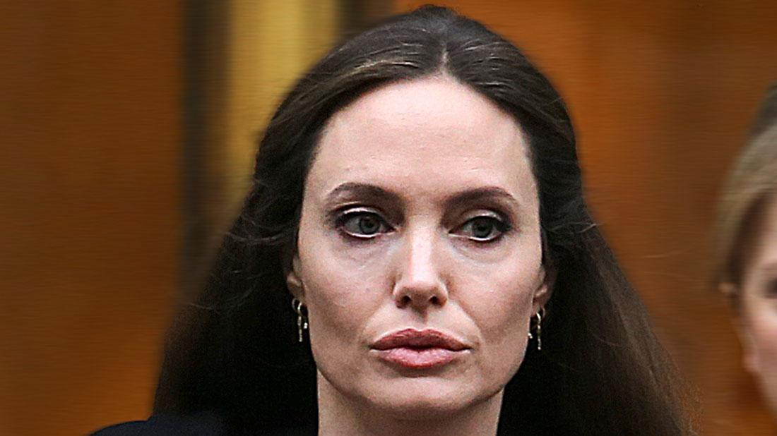 Angelina Jolie Evacuated From Film Set As Experts Find Bomb