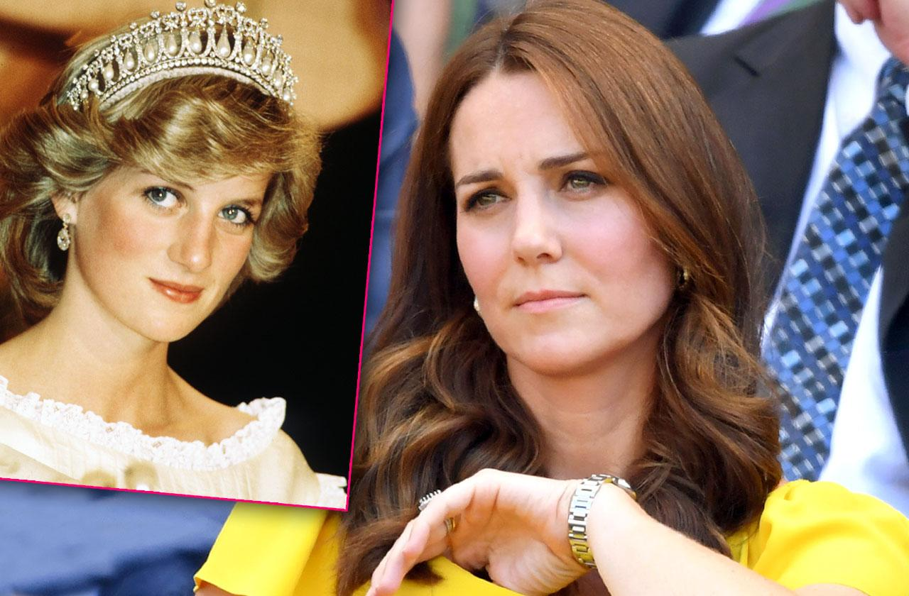 //princess diana kate middleton bloody princess costume pp