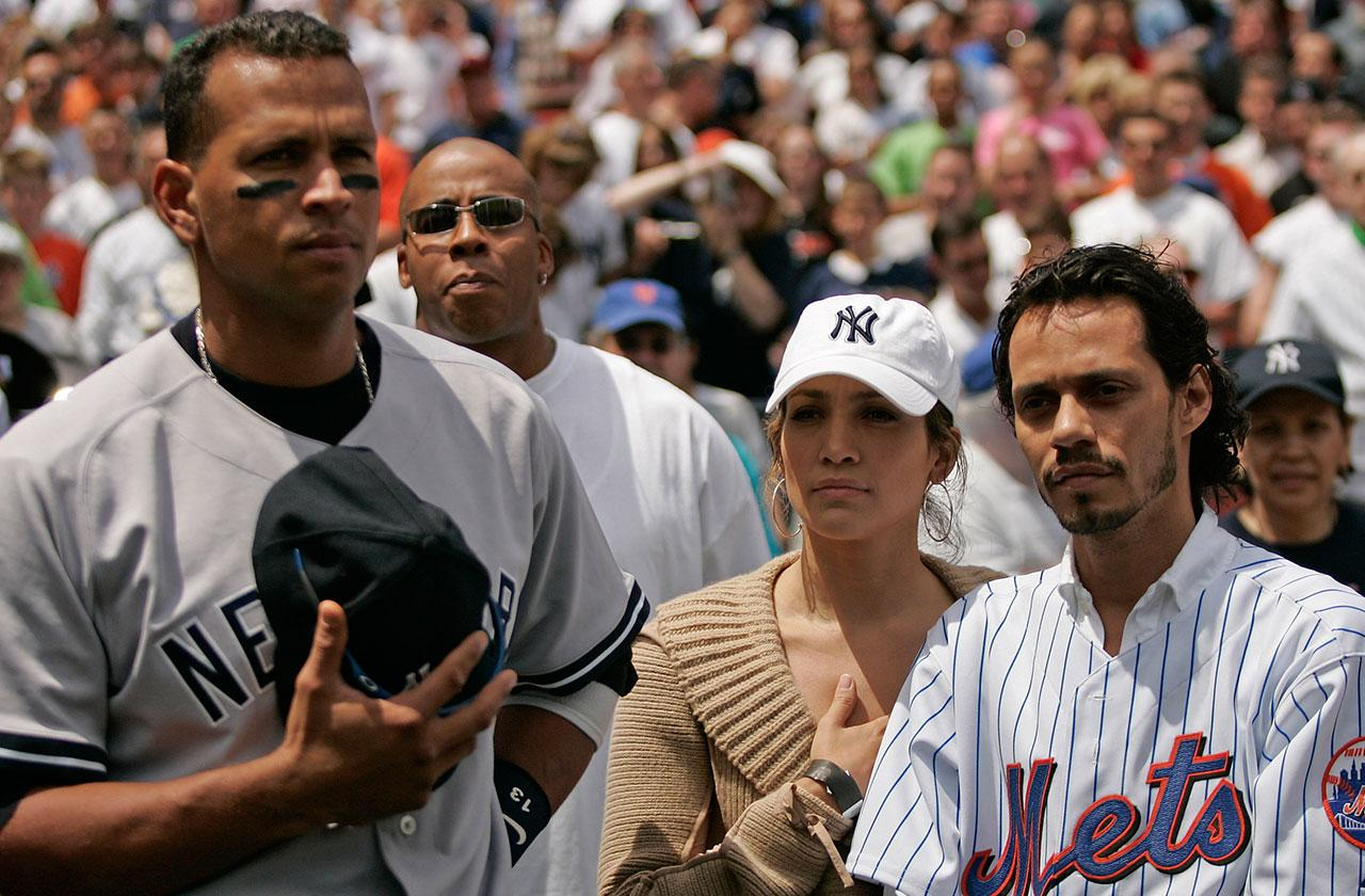 Jennifer Lopez Alex Rodriguez Marc Anthony Meme