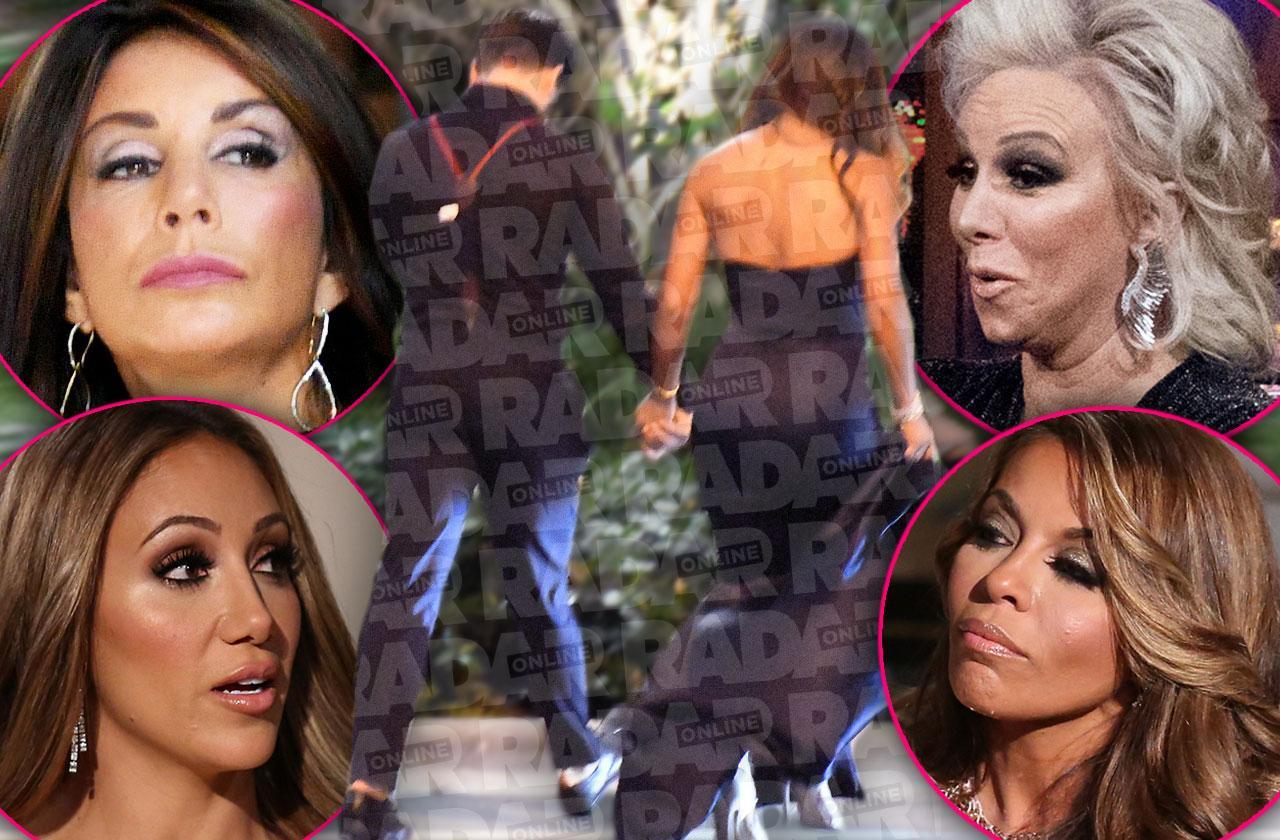 Teresa Giudice Caught RHONJ Cast Blindsided Scandal