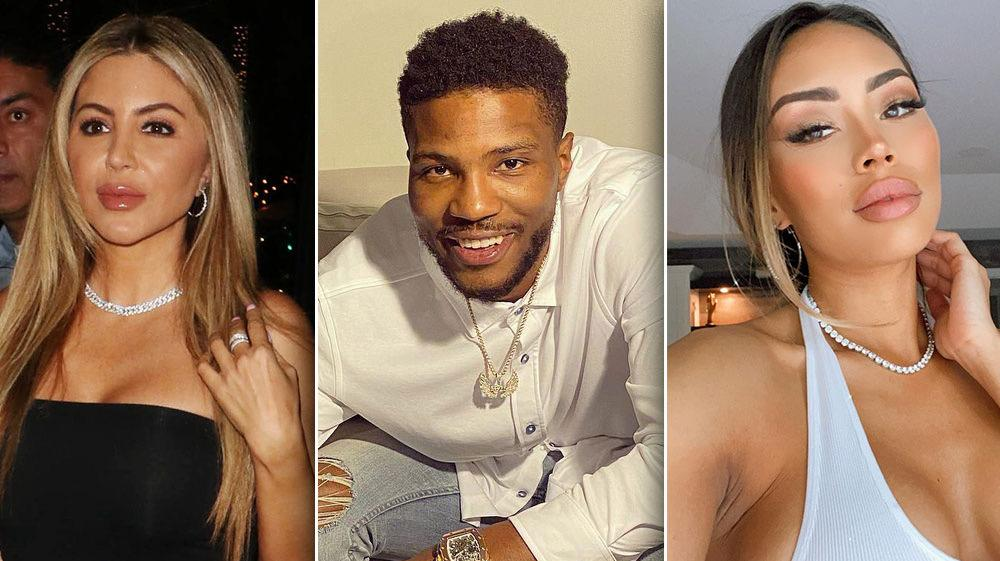 NBA Player Malik Beasley's Wife Montana Yao Reportedly Files for Divorce After Larsa Pippen PDA