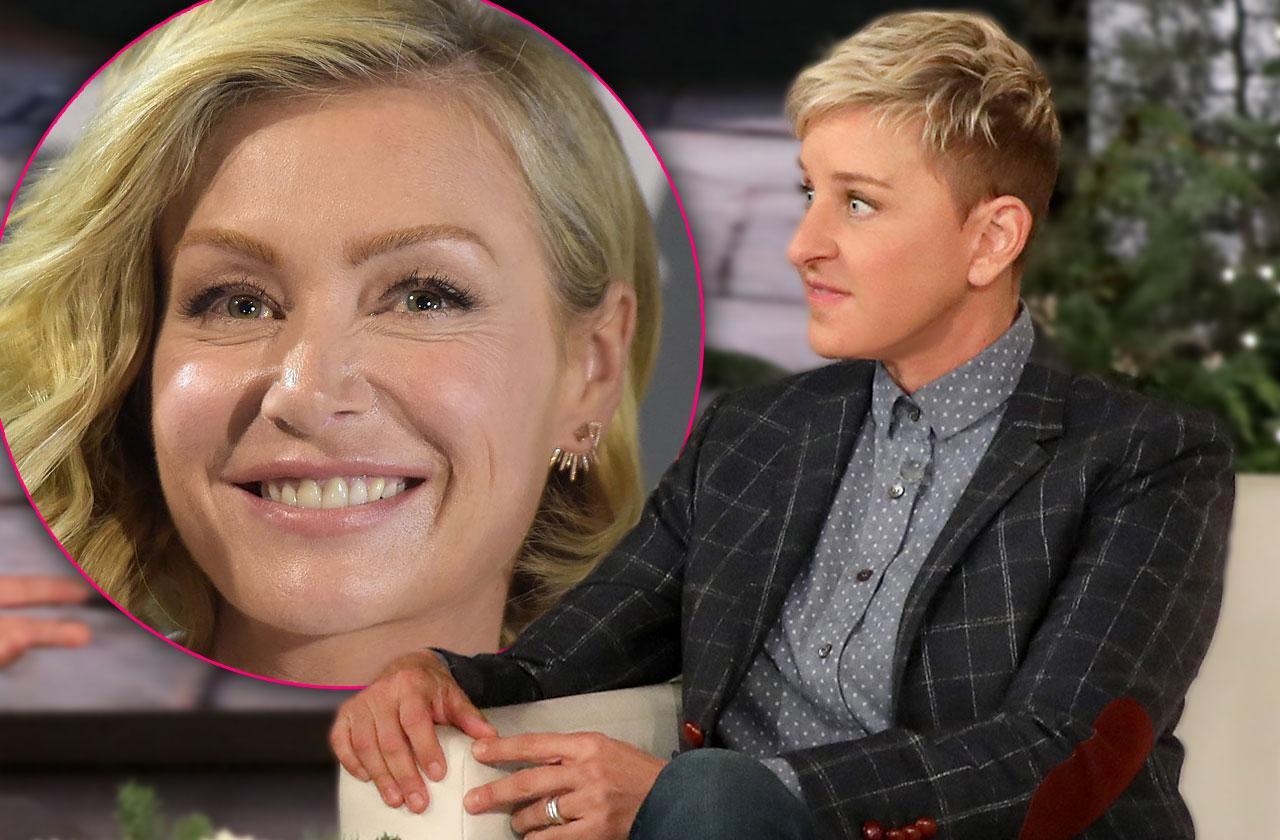 Ellen DeGeneres Portia De Rossi Quitting Talk Show