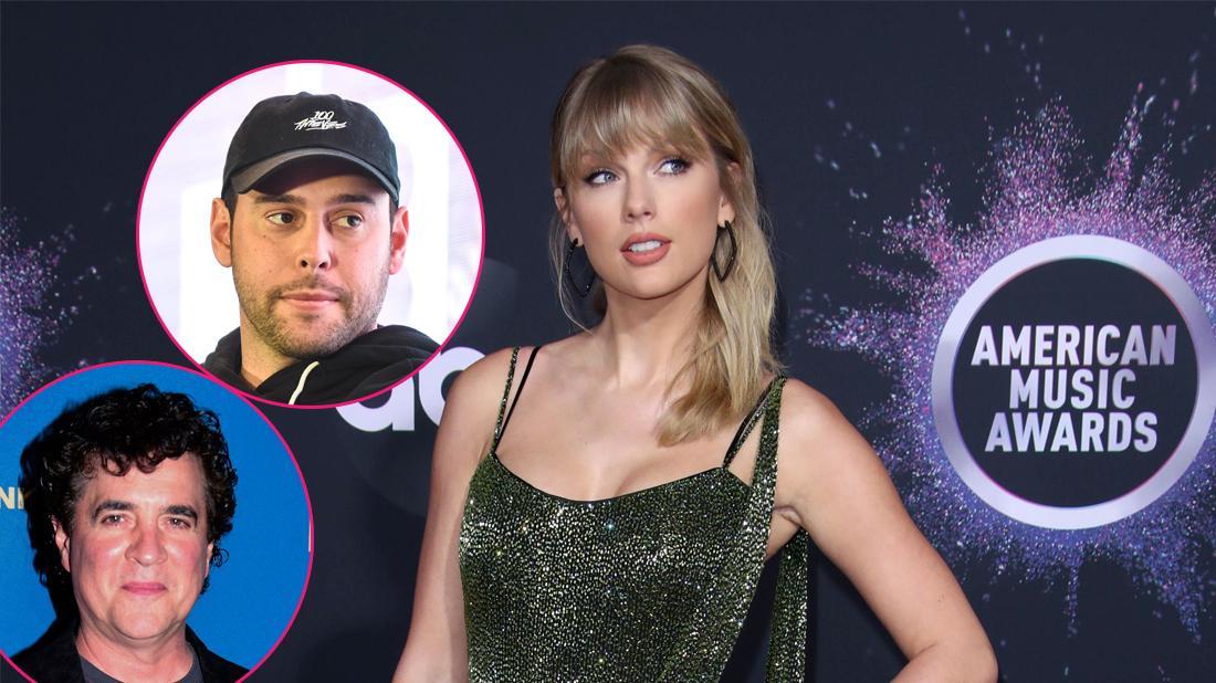 Taylor Swift Throws Major Shade At Old Record Label At AMAs 2019