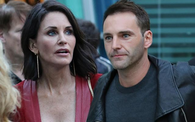 Courteney Cox Johnny McDaid Engagement Breakup