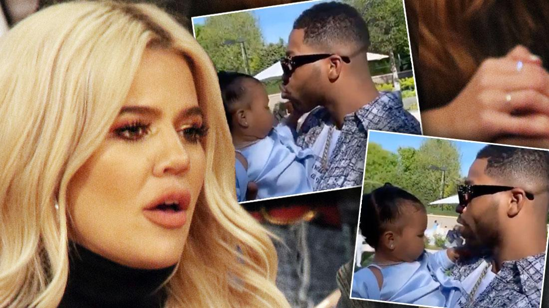 Tristan Thompson Ignores Khloe's Mother's Day, Posts Kids' Photos