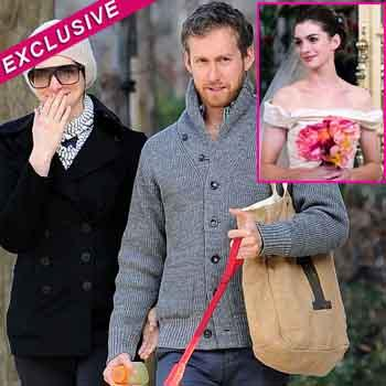 //anne hathaway wedding planning splash