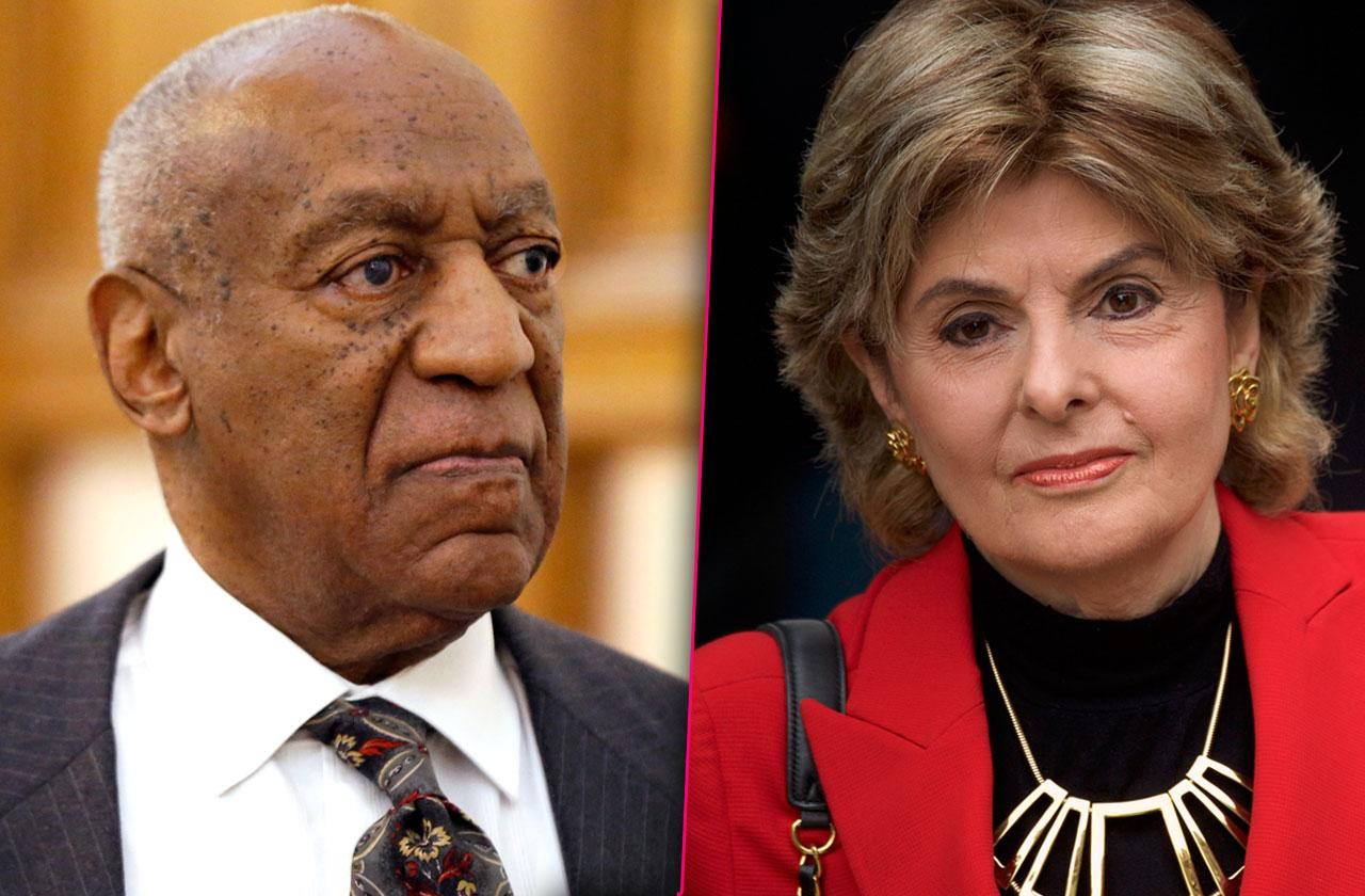 //gloria allred slams bill cosby pp
