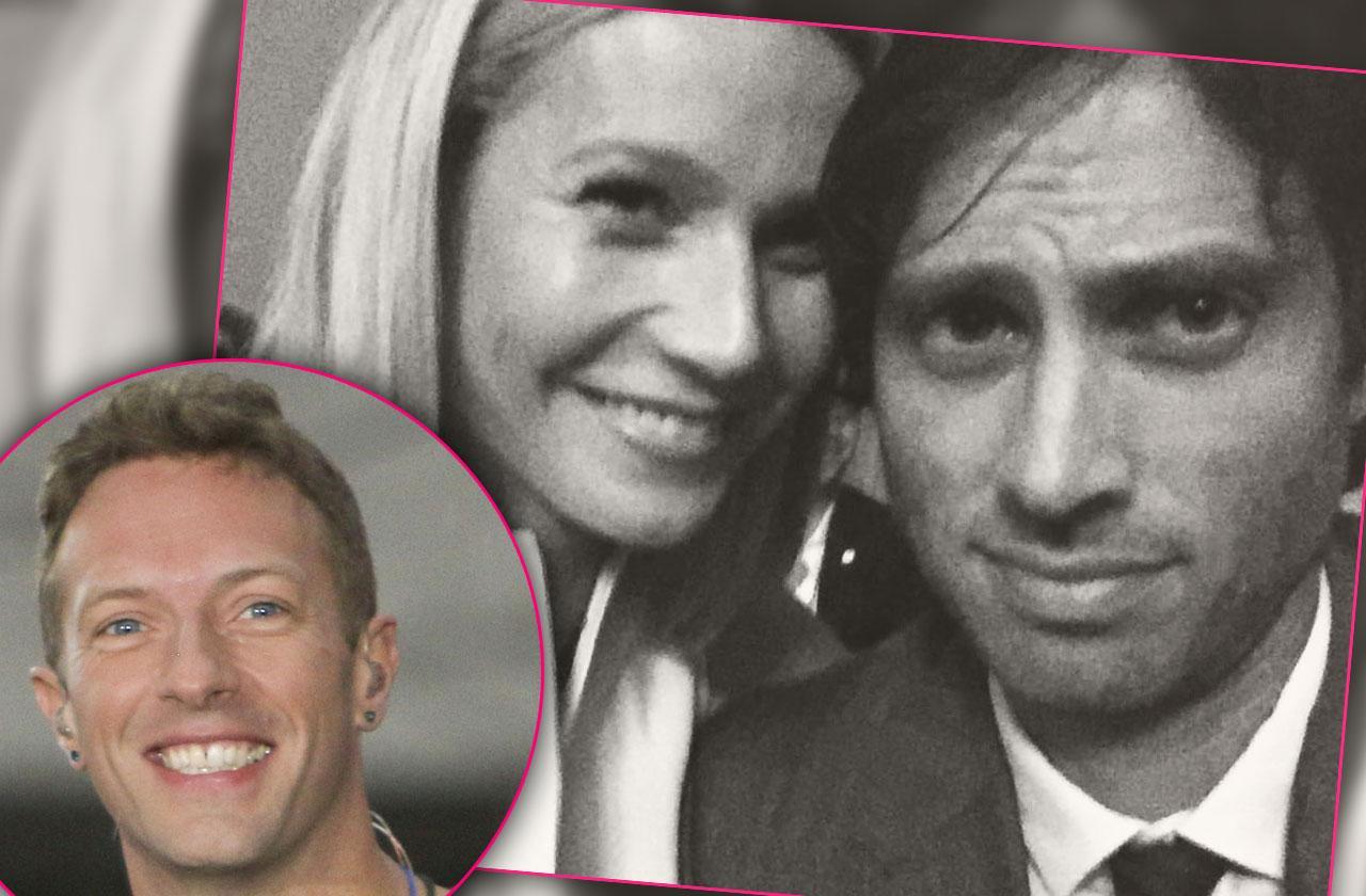 Chris Martin Gives Gwyneth Paltrow Away Brad Falchuk Wedding