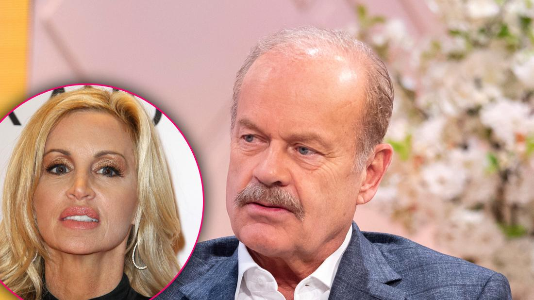 Kelsey Grammer Claims Ex-Wife Camille Threatened Divorce At His Mother's Funeral