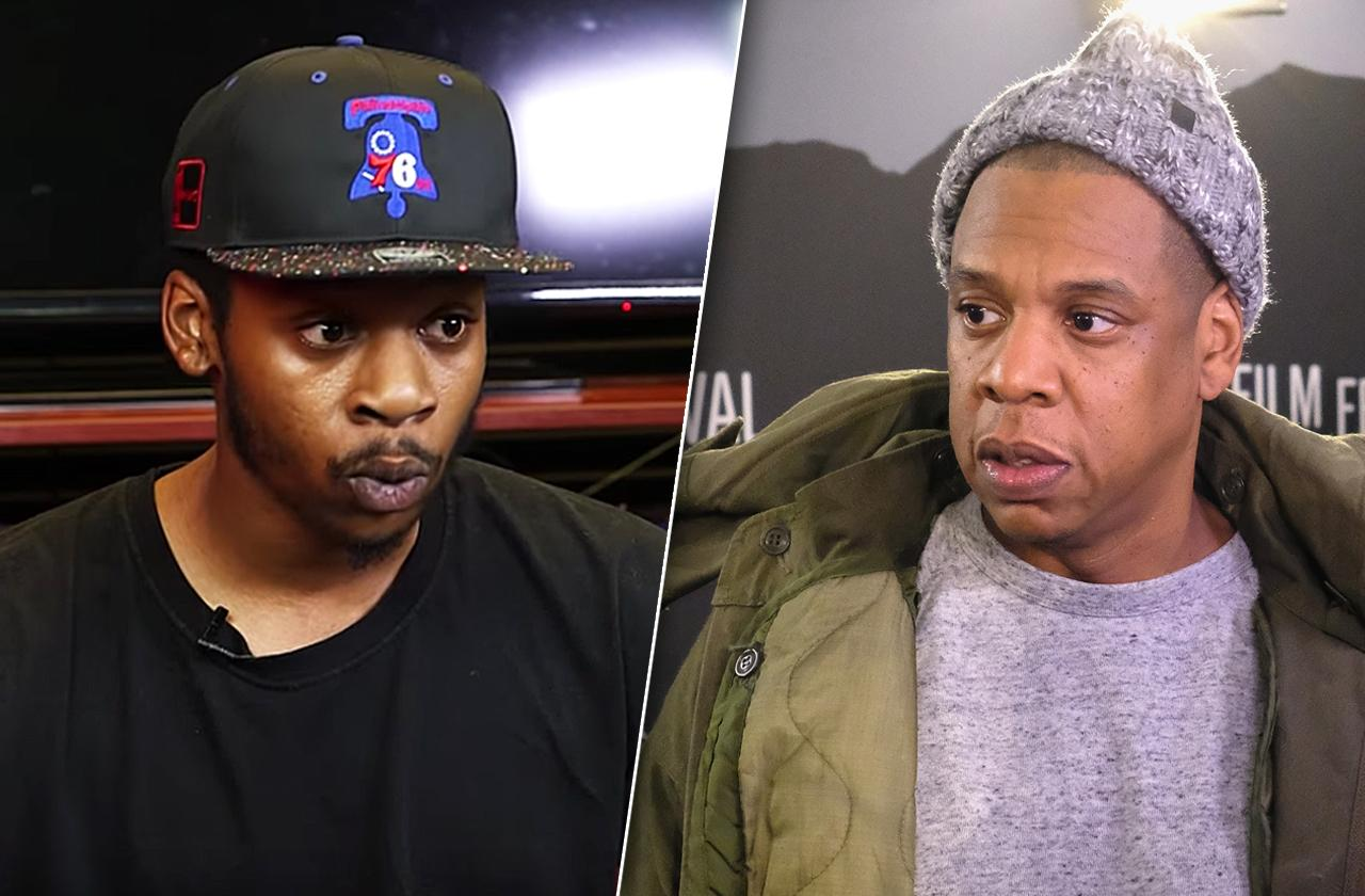 Jay Z Paternity Battle Rymire Satterthwaite Diss Track