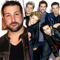 //joey fatone dad nsync