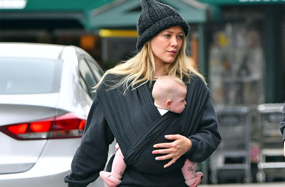 Hilary Duff Hides Baby In 645,000 Safe Room-FEATURED