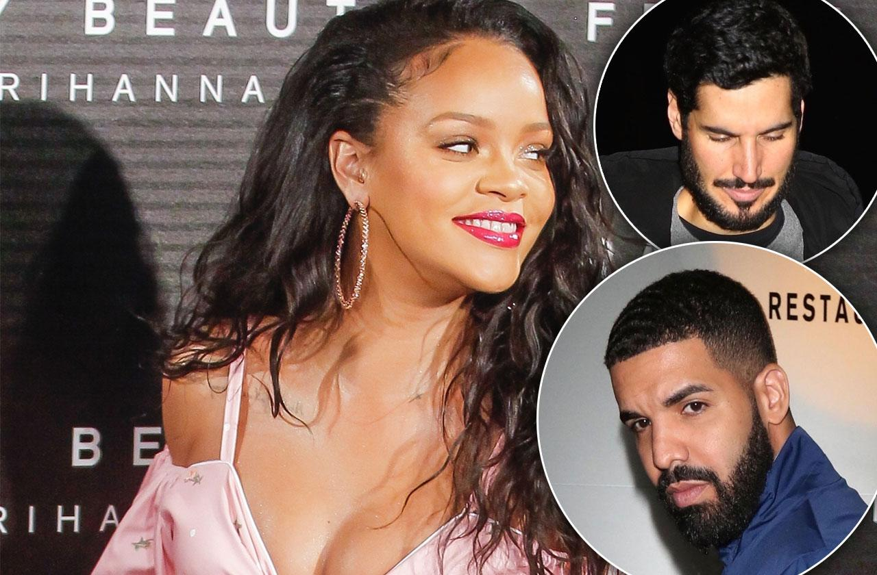 Rihanna No Friendship Drake Boyfriend Happy