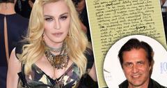 Madonna Love Letter Not John Enos