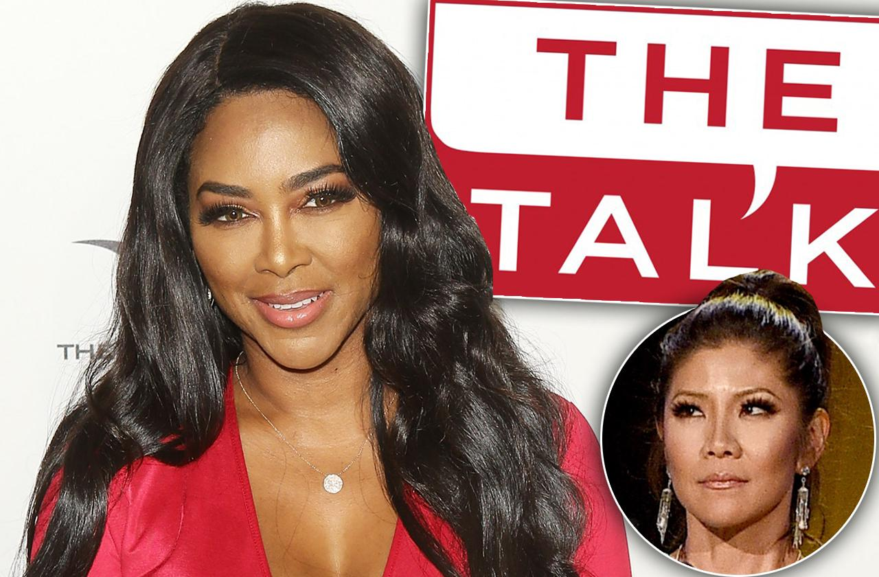 //julie chen replacement talk rhoa kenya moore pp