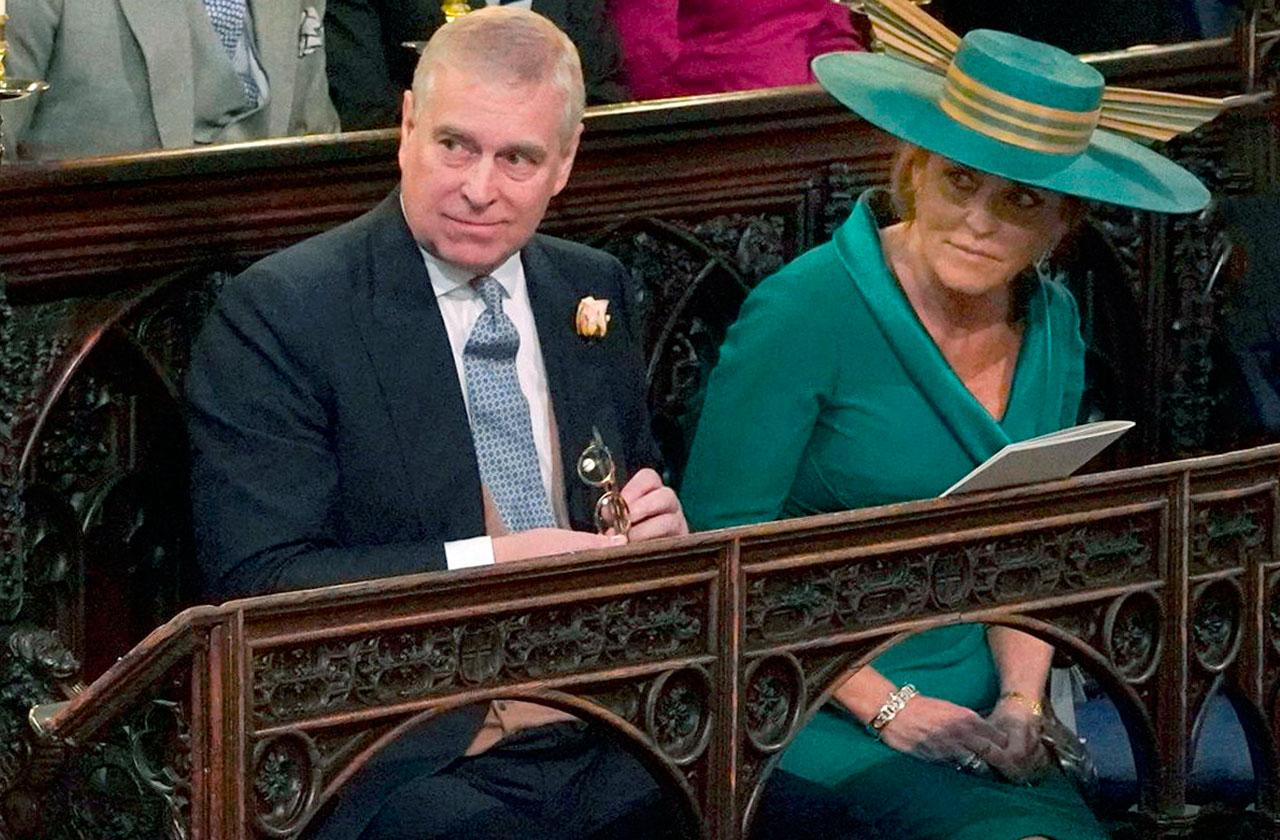 //prince andrew and sarah ferguson back together pp