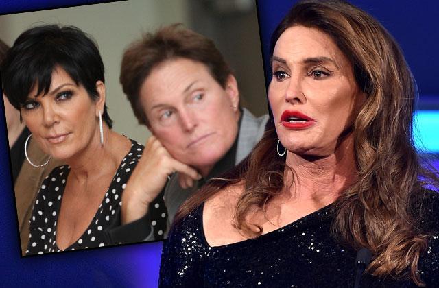 Kris Jenner Lies Caitlyn Jenner Transition Ex Memoir