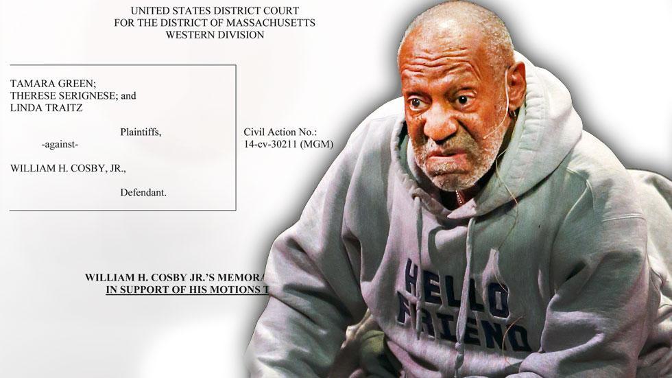 Bill Cosby Sex Assault Lawsuit Settlement Talks