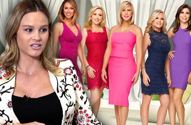 //meghan king edmonds leaving rhoc give birth st louis