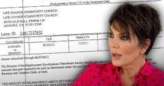 kardashian church tax scandal kris jenner life change community church irs