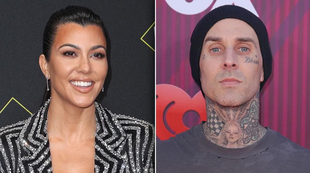 Kourtney Kardashian Is Instagram Official With Boyfriend Travis Barker