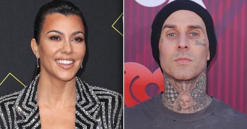Kourtney Kardashian Is Instagram Official With Boyfriend Travis Barker