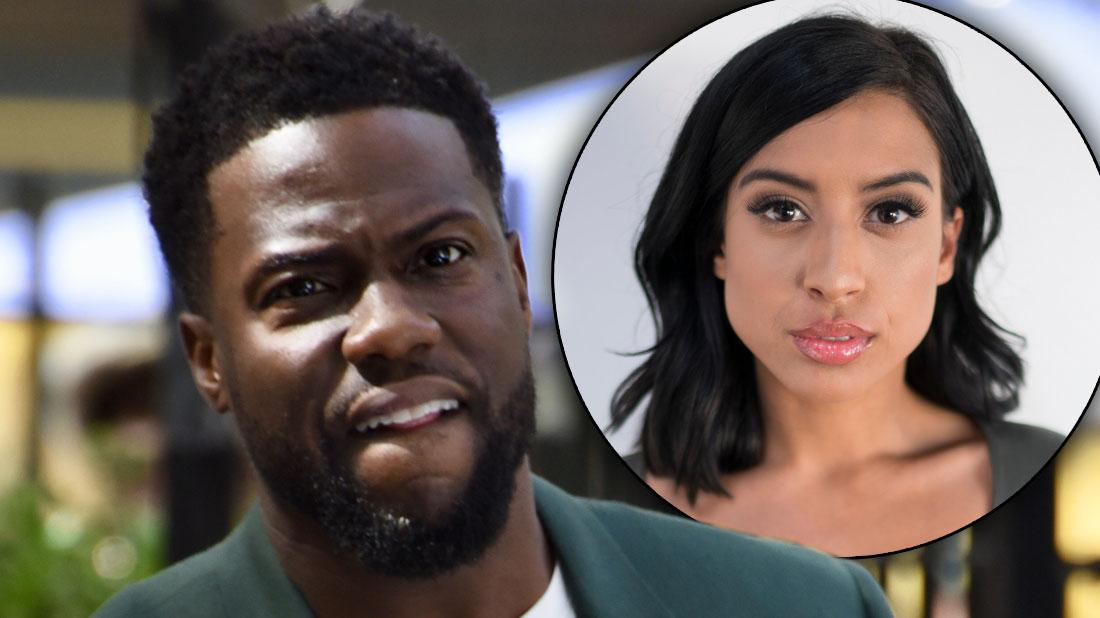 Kevin Hart Sued By Montia Sabbag, Woman From Sex Extortion Drama