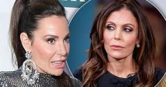 Luann Claps Back At Bethenny Frankel's Comments On WWHL