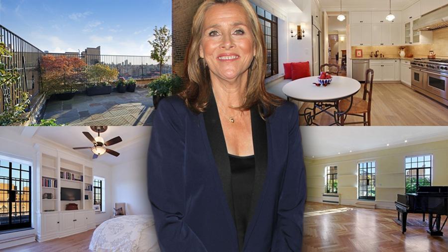 meredith vieira buys penthouse