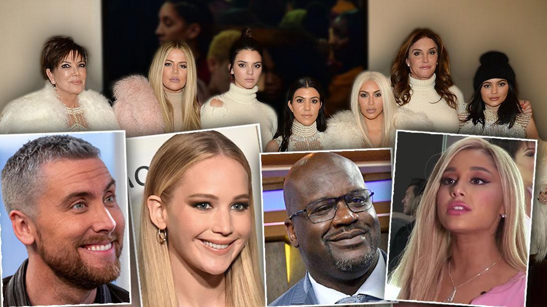 Weirdest Wildest Kardashian KUWTK guest stars