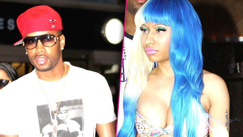 //Nicki Minaj Safaree Diss Song pp