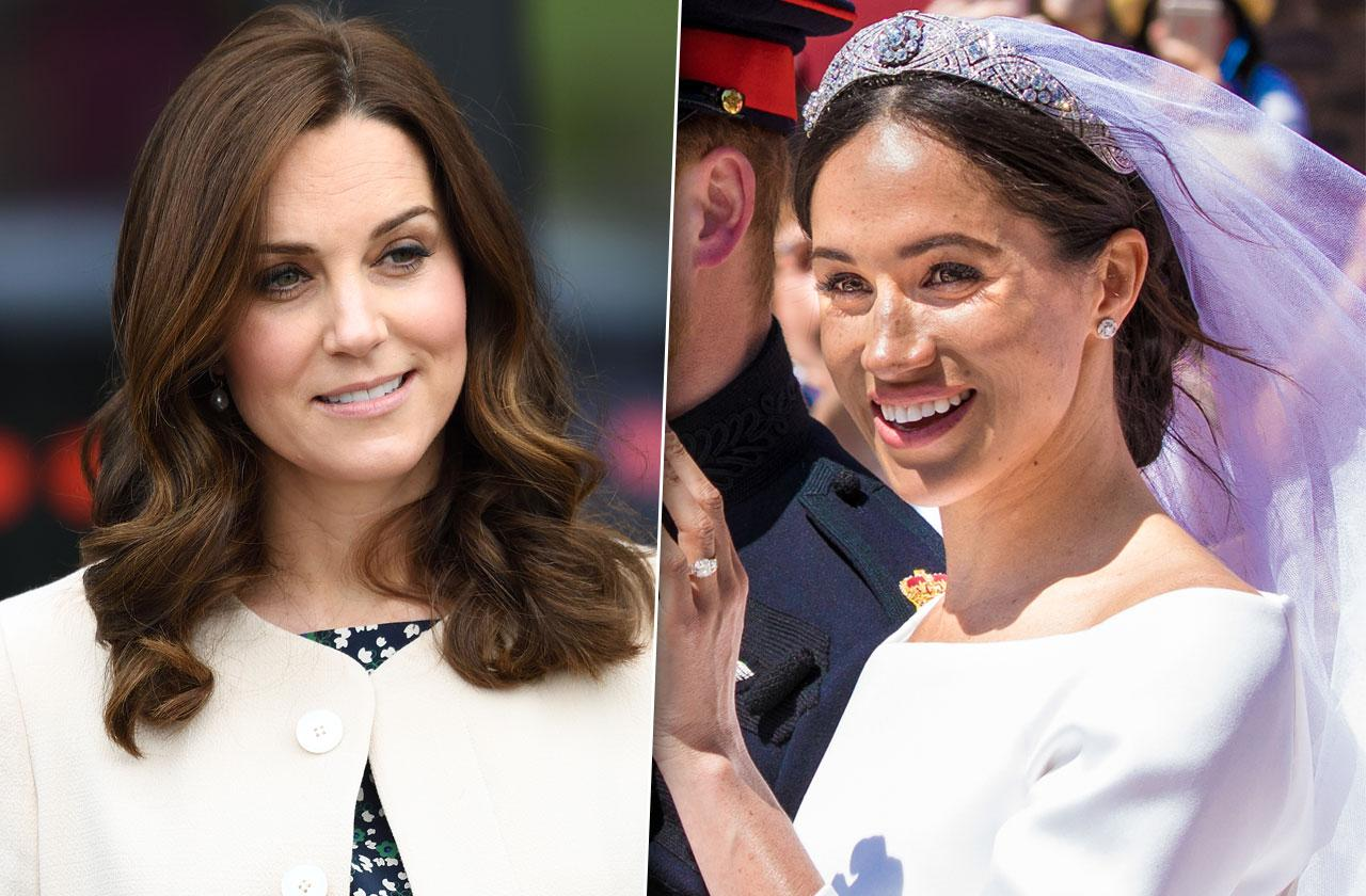 Meghan Markle Wedding Kate Middleton Livid