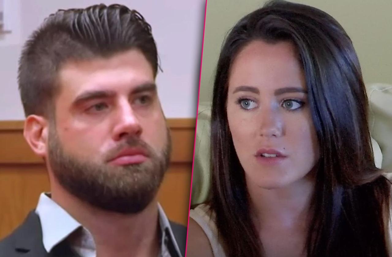 Jenelle Evans David Eason Court Custody Fight