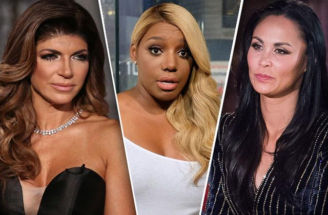 broke housewives debt poor brankruptcy teresa giudice nene leakes