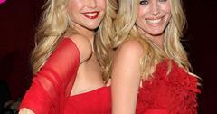 //christie brinkley rebecca romijn red beauty getty